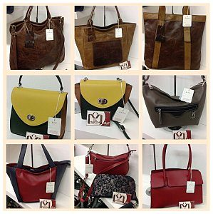 Map Italy bags di Augusto Manfrin